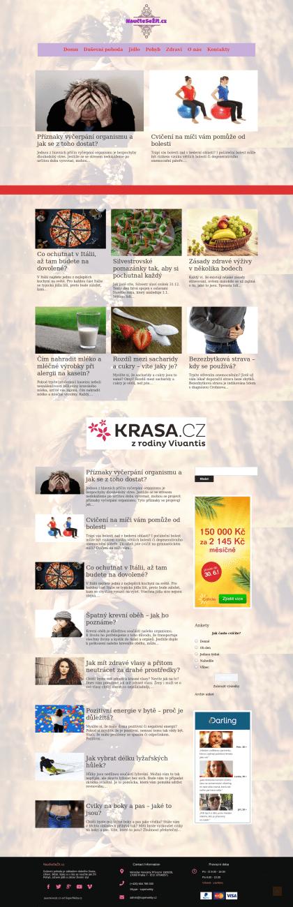 Nauctesezit.cz - weby na prodej